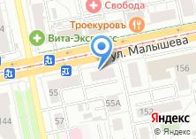 Компания «Любимая кухня» на карте