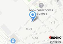Компания «Ритек Сетевые Технологии» на карте