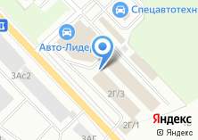 Компания «КровляПрофи» на карте