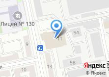 Компания «Алюминстрой филиал Екатеринбург» на карте