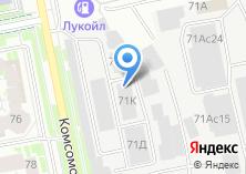 Компания «ЭлектроГород» на карте