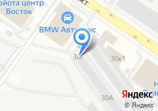 Компания «Автобум196» на карте