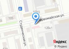 Компания «Ставко» на карте