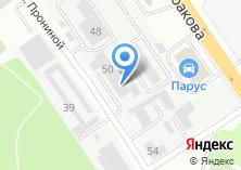 Компания «ГазМастер» на карте