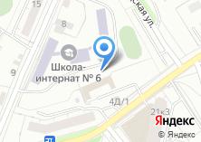 Компания «Газель» на карте