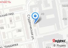 Компания «Всеслав» на карте