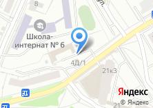 Компания «Двп-Шина» на карте