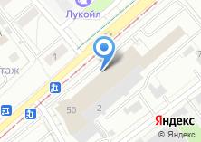 Компания «Вимком Урал» на карте