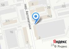 Компания «Росимпорт» на карте