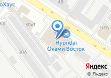Компания «Оками АртСаунд» на карте