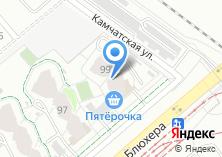 Компания «Уральский» на карте