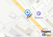 Компания «F.S.P.-auto» на карте