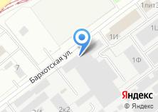 Компания «Экипоника» на карте