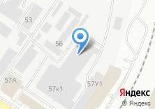 Компания «Небо-Стиль» на карте