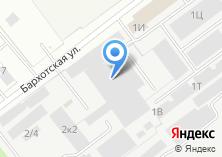 Компания «Аркада Север+» на карте