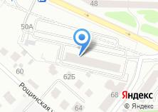 Компания «Свадебное ателье Ольги Сабуровой» на карте