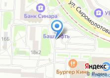 Компания «Автомойка.PRO» на карте