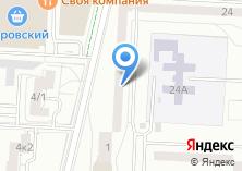 Компания «Риэлтор» на карте