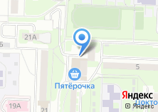 Компания «Подгузник96» на карте