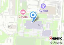 Компания «Гимназия №176» на карте