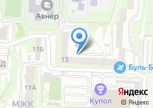 Компания «Уральское агентство оценки и экспертиз» на карте