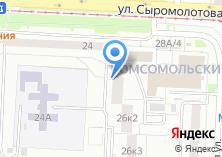 Компания «Общественная приемная депутата Городской Думы Ушакова Г.В» на карте