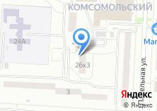 Компания «Сыромолотова 26» на карте