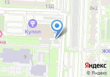 Компания «ВОДЯНОЙ» на карте