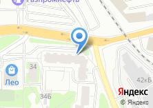Компания «Дзинь ля-ля» на карте