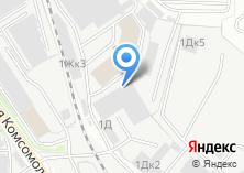 Компания «Прима» на карте