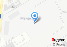 Компания «Беротек» на карте