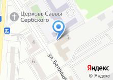 Компания «ИНСТРУМЕНТСТРОЙ» на карте