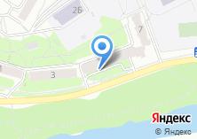 Компания «Удан» на карте