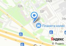 Компания «Эввива» на карте