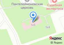 Компания «Главное бюро медико-социальной экспертизы по Свердловской области» на карте