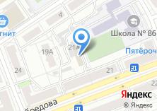Компания «Грибоедов» на карте