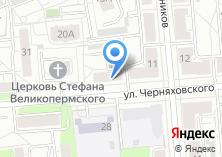 Компания «Библиотека №27 им. А.Н. Радищева» на карте