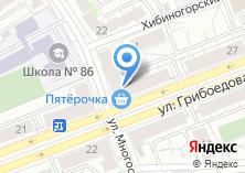 Компания «На Грибоедовской» на карте
