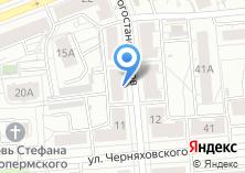 Компания «Адвокатский кабинет Шалягина А.Л» на карте