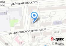 Компания «ДЛЯ ВАС» на карте