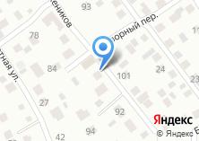 Компания «АвтоБьюти» на карте