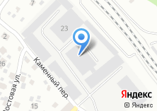 Компания «ЦЕНТР БЕНЗОТЕХНИКИ сеть специализированных магазинов» на карте