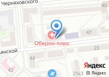 Компания «Леди Стиль» на карте