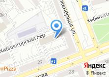 Компания «СинтеZ» на карте