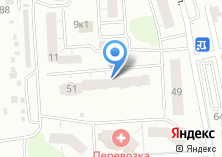 Компания «Урал Ступени» на карте