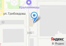 Компания «Юнисталь Урал» на карте