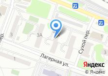Компания «Парикмахерская в Сухом переулке» на карте