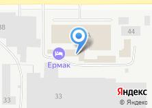 Компания «УРАЛ-ТРАНС» на карте