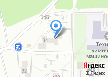 Компания «Дадаш» на карте