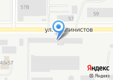 Компания «СтройИнвестСталь» на карте